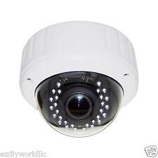1080p Hd-Tvi 2Mp Sony322 Cmos, Vd Dome, Vf 2.8-12mm, 30 x Ir Led @ 82ft, Ip66,
