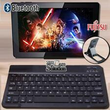 "For Fusion5 9"" 10"" Tablet Slim Wireless Bluetooth Keyboard + Stand Holder"