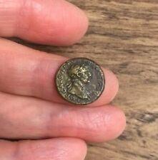 ROMAN. TRAJAN. (98-117 A.D). COPPER QUADRANS.