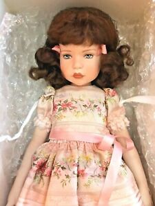 DOTTIE DLD Excusive Ltd Ed 10 porcelain doll by Tonner Doll Co.