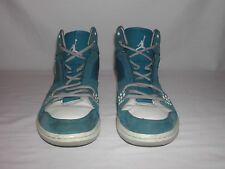 Air Jordan XC Retro Basketball Shoes 372704-401 North Carolina Blue Size 10.5