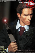 Mgtoys 1/6 Scale Knife For Psycho American Kitbash Hot toys figure body