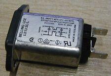 Belling Lee L2133C/L 2A IEC inlet mains filter L2133C/L