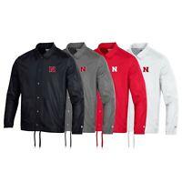 Nebraska Cornhuskers NCAA Men's Champion Classic Coaches Jacket Collection