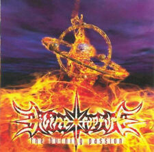 DIVINE RAPTURE - The burning passion CD (Listenable, 2003)  *U.S. Death Metal