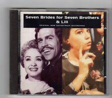 (IM615) Seven Brides For Seven Brothers & Lili, Soundtrack - 1989 CD