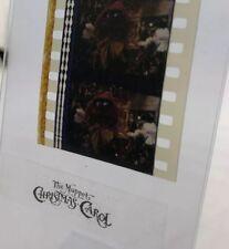 Disney/Jim Henson Authentic Film 5-Cell Strip MUPPET CHRISTMAS CAROL Animal