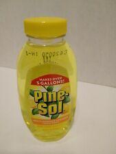 Original Pine-Sol Concentrate 10.75 Oz Makes 5 Gallons Surface Cleaner Lemon