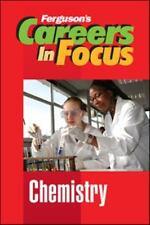 Chemistry (Ferguson's Careers in Focus)-ExLibrary