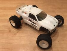 Vintage Team Associated RC10T3 Roller/ Hitec Digital Titanium servo/ProLine Tire