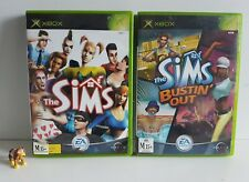 Xbox The Sims & The Sims Bustin' Out - XBOX PAL