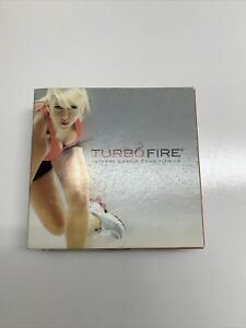 Turbo Fire Intense Cardio Conditioning 14 Dvd Disc Exercise Set Missing 1