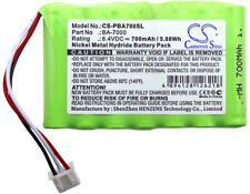 New Printer Battery for Brother P-Touch 7600Vp, Ba-7000 8.4V 700Mah