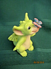 Rm � Pocket Dragons�*Butterfly Kisses*�Mint in Box, Rare, Long-Retired