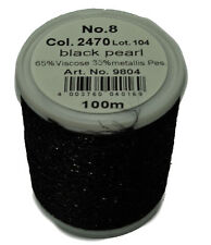 Madeira Sewing Machine Thread Black Pearl 98042470