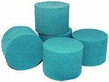 Ideal Floral Foam Wet Round or Cylinder Oasis Qty 5