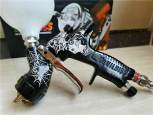 Devilbiss Gti Pro Lite Spray Gun BLACK 1.3 TE20 Car Paint Tool Pistol Spray Gun