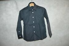 CHEMISE JEANS ASTON MARTIN NEUF 2 ANS 24 MOIS BEBE DRESSSHIRT/CAMISA/CAMICIA