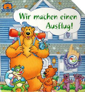 Der Bär im großen blauen Haus: Wir machen einen Ausflug! Kinderbuch - J. Henson