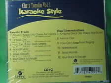 Chris Tomlin~#1 ~ Christian~Daywind~Karaoke Style ~~ Your Grace is Enough ~ CD+G