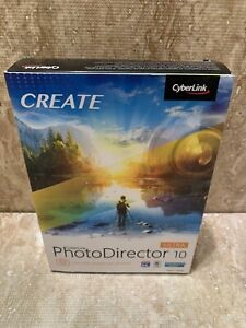 CyberLink PhotoDirector 10 Ultra New & Sealed In Packaging