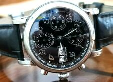 MONTBLANC MEISTERSTUCK AUTOMATIC REF. 7016 MEN'S CHRONOGRAPH WATCH 100% GENUINE
