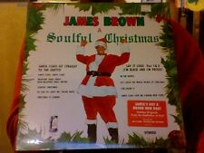 James Brown A Soulful Christmas LP sealed vinyl