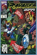 Ravage 2099 #4 (Mar 1993, Marvel) Stan Lee, Paul Ryan