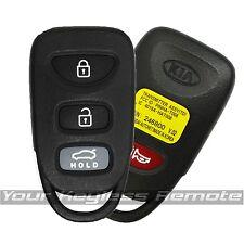 Oem Remote Key Keyless Entry Fob Transmitter W/O Strap PINHA-T008 For Kia Forte