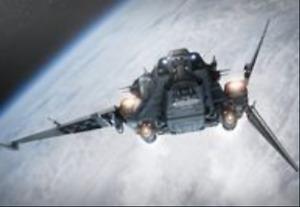 Star Citizen Ship Upgrade: Hurricane to Corsair!