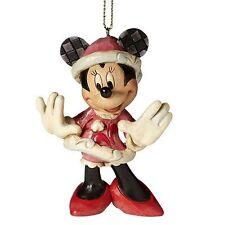 SANTA MINNIE Hanging Ornament - Jim Shore Figur A27084