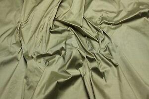 Dupion Seide 100% Wildseide Glänzend Bluse Kleid Schal Umhang Nachtkleid Silk