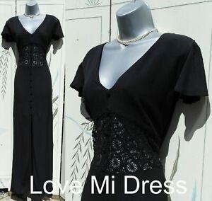 Millie Mackintosh - Gorgeous Floor Skimming Maxi Dress Sz 12 EU40