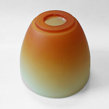 Ersatzglas Wofi Madison Orange Lampen Schirm Glas Pendelleuchte Hängelampe Lampe