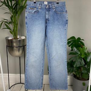Vintage Calvin Klein Sandblast Bootcut Jeans US 8 UK 10