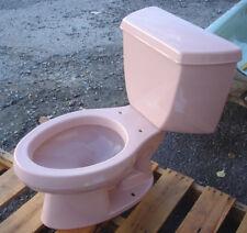 VINTAGE 1989 Kohler 1.6 Gallon Toilet in Wild Rose -Complete- We Do Freight!