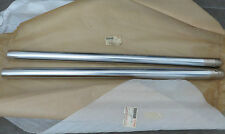 Yamaha 2x Standrohre DT80 LCI DT125 LC Standrohr tube inner set Original NEU