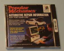 Popular Mechanics Auto Repair on 2-CD-ROMs - 1988-91 Ford, Chrysler, Jeep, AMC