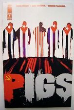 PIGS # 1 Comic ~ FIRST ISSUE ~  Image 1st Print