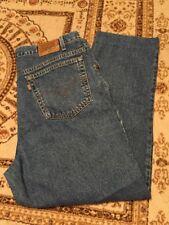 Vintage Levi's 540 Orange Tab Relaxed Fit Blue Jeans Denim Mens 42 x 28 USA EXC