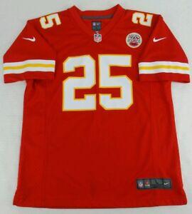 Authentic Nike NFL Kansas City Chiefs Jamaal Charles Football JerseySize Youth L