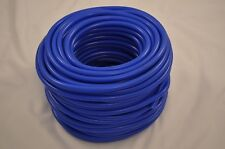 "SILICONE VACUUM HOSE 5/32"" (4MM) BLUE HI-PERFORMANCE TURBO RACING CUSTOM TUBING"