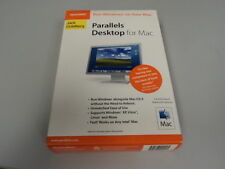 PARALLELS DESKTOP FOR MAC SOFTWARE