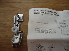 Husqvarna Viking overlocker - pied élastique pour 460 / 560ED / 580D