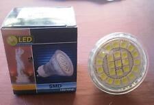 10 X  GU10  24SMD 5050 LED lamp LED Globe 120 degree Beam Angle=50W
