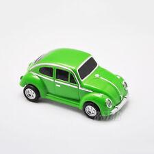 Green Car 8GB USB 2.0 Memory Stick Flash Drive Thumb Drive Disk Creative Gift