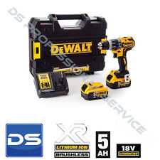 Avvitatore con percussione 2 batterie 18v 5ah Litio brushless DCD796P2 DeWalt