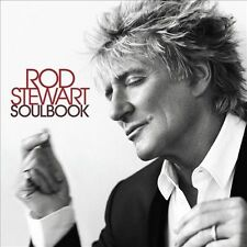 Rod Stewart Soulbook  (CD, Oct-2009, J Records)