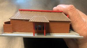 N Scale Burger King Building