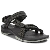 TEVA W TERRA FI LITE SANDALO DONNA SANDALS OUTDOOR TREKKING Black multicolor